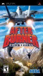 After Burner: Black Falcon PSP PSP