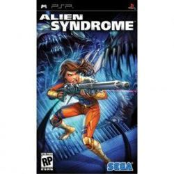 Alien Syndrome PSP PSP