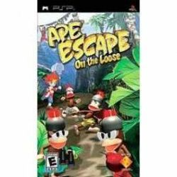 Ape Escape on the Loose PSP PSP