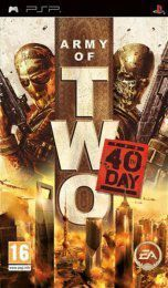 Army of Two 40th Day PSP