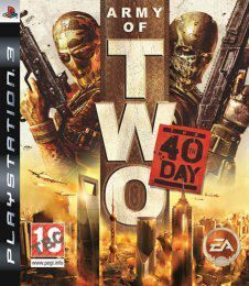 Army of Two The 40th Day PS3 PS3