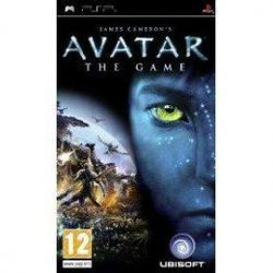Avatar: The Game PSP PSP