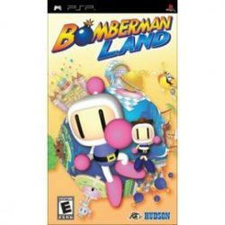 Bomberman Land PSP PSP