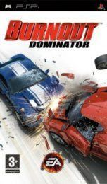 Burnout Dominator PSP PSP