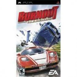 Burnout Legends PSP PSP