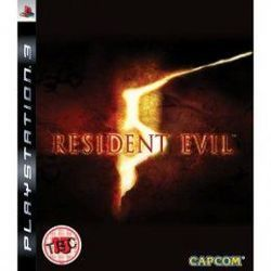Resident Evil 5 PS3 PS3