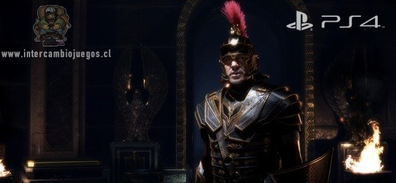 ¿Ryse son of Rome llega a PS4?