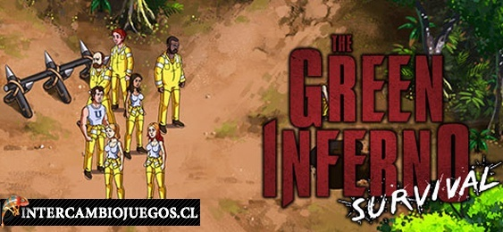 The Green Inferno Survival - lo nuevo de NanaiGames